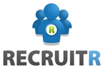 Logo en logotype Recruitr