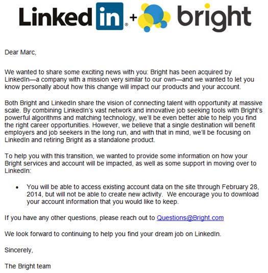 e-mail Bright