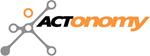 Logo en logotype Actonomy