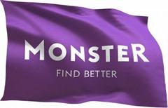 Monster vlag