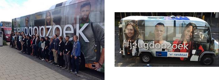 Bus Jeugd op Zoek, 2013, 2014
