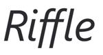 Logotype Riffle