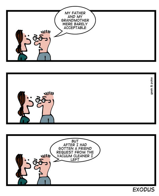 Internet Of Social Things