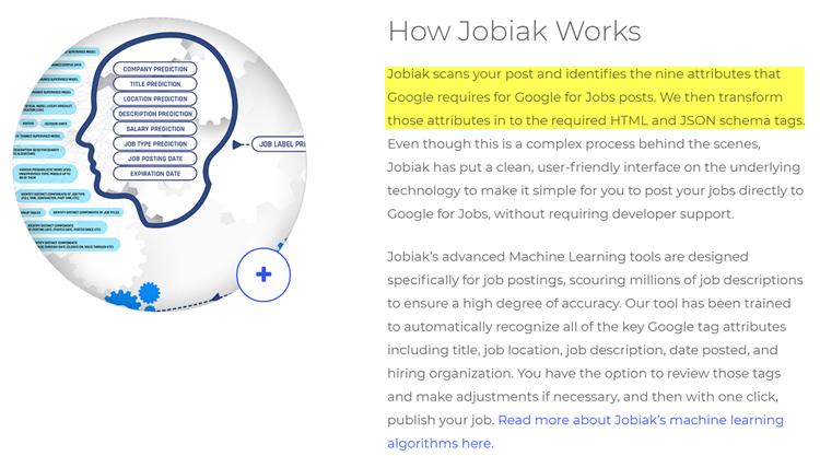 How Jobiak Works