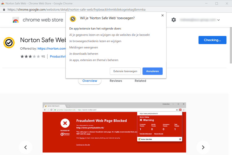 Chrome Web Store, 2