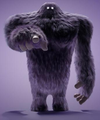 Monster van Monster.com